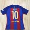Jersey Barcelona Home 2016-2017 Lionel Messi