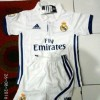 Jersey Real Madrid Home Anak-Anak 2016-2017