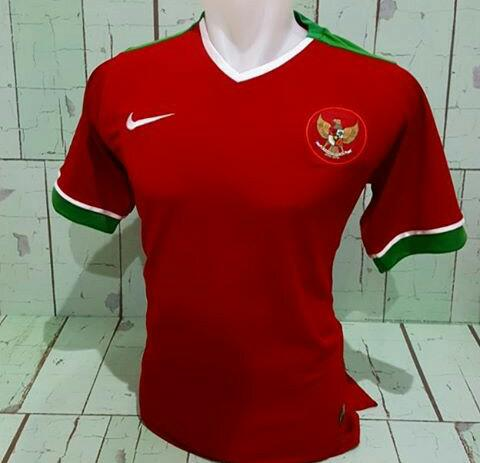 Jersey Timnas Indonesia Home AFF 2016