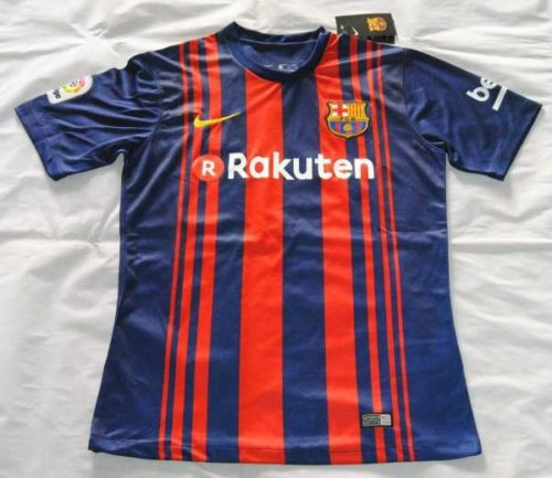 Jersey Barcelona Home 2017-2018