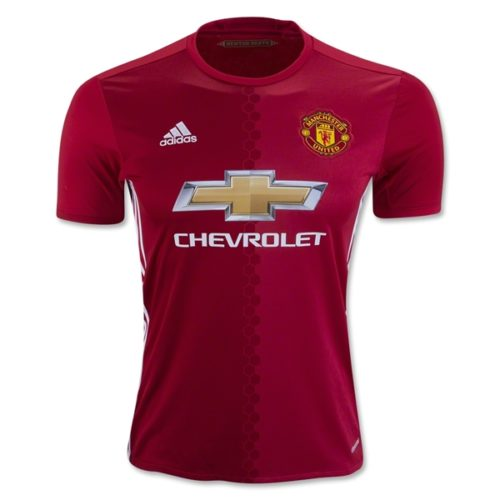 Jersey Manchester United Home 2016-2017