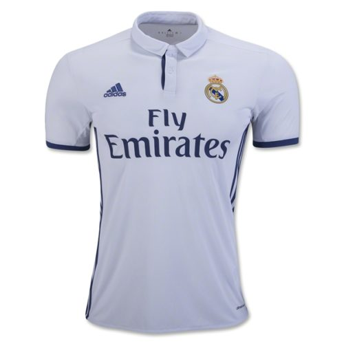 Jersey Real Madrid Home 2016-2017