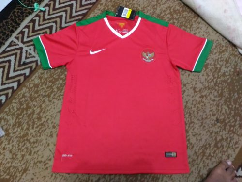 Jersey Timnas Indonesia Home 2016-2017