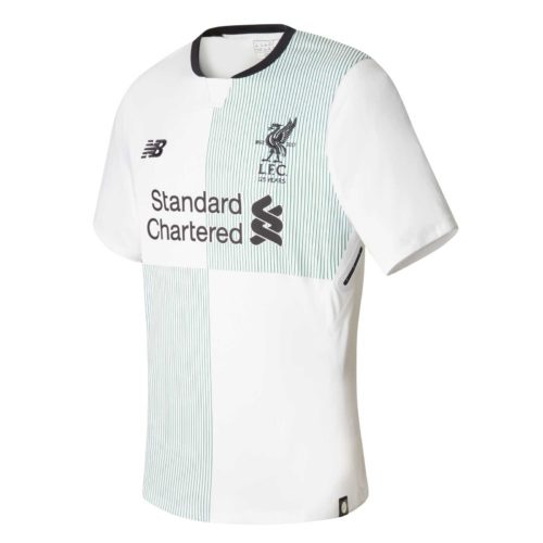 Jersey Liverpool Away 2017-2018