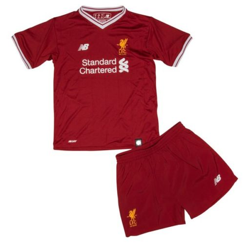 Jersey Liverpool Home Kids 2017-2018