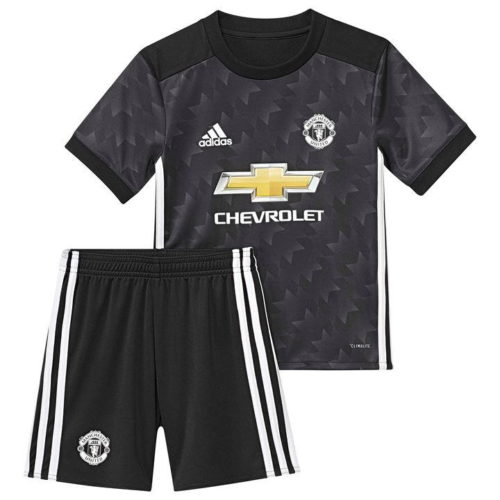 Kaos Jersey Manchester United Away Kids 2017-2018