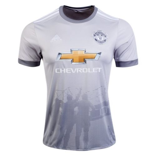 Jersey Bola Manchester United 3rd 2017-2018