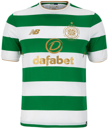 Jersey Celtic Home 2017-2018