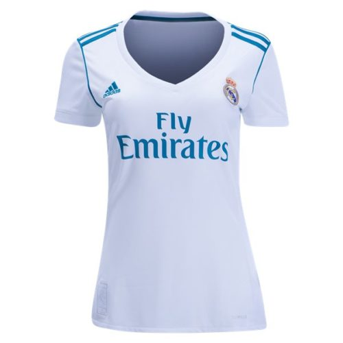 Jersey Real Madrid Home Ladies 2017-2018