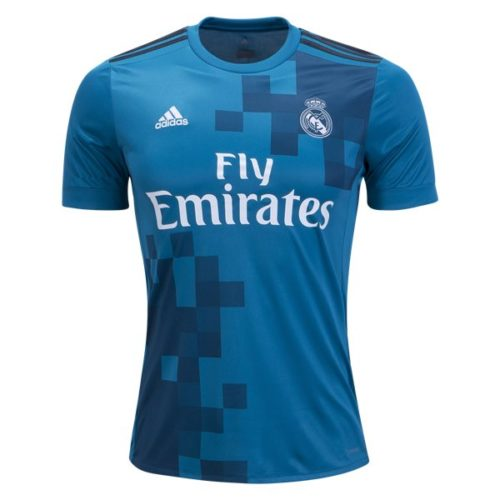 Jersey Real Madrid 3rd 2017-2018