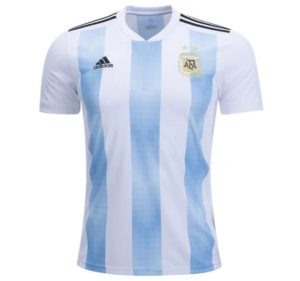 Jersey Argentina Home World Cup 2018