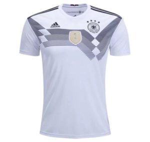 Jersey Jerman Home World Cup 2018