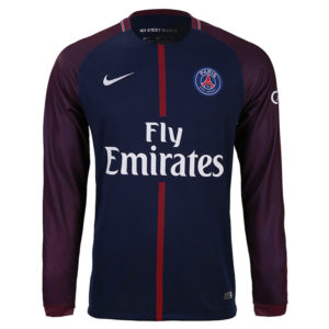 Jersey PSG Home Long Sleeve 2017-2018