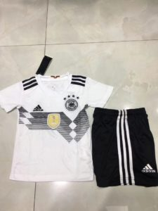 Jersey Jerman Home Kids World Cup 2018