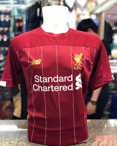 Jersey Liverpool Home 2019-2020 Official - Jersey Bola